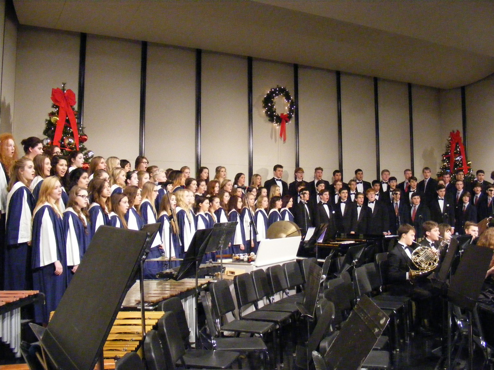 Annual GHS Holiday Concert