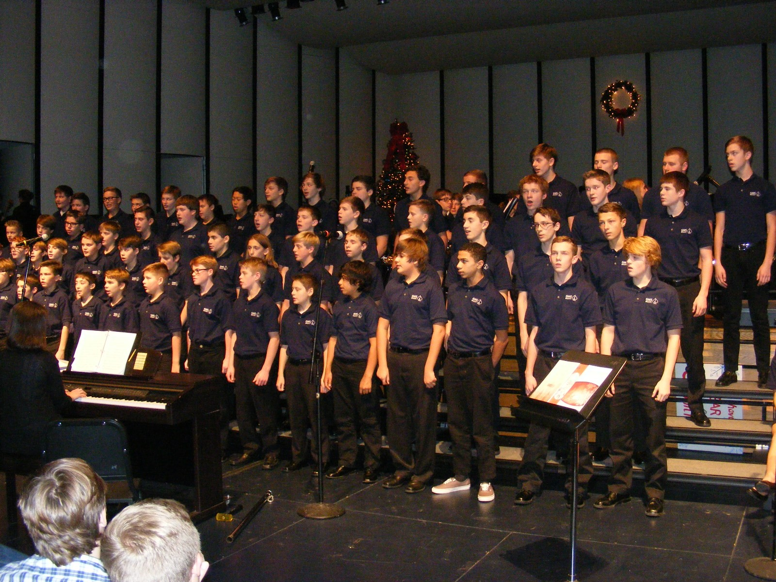 Annual GMS Holiday Concert