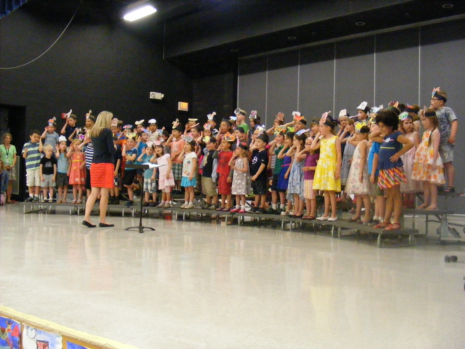 GES Spring Program: Too Much Noise!