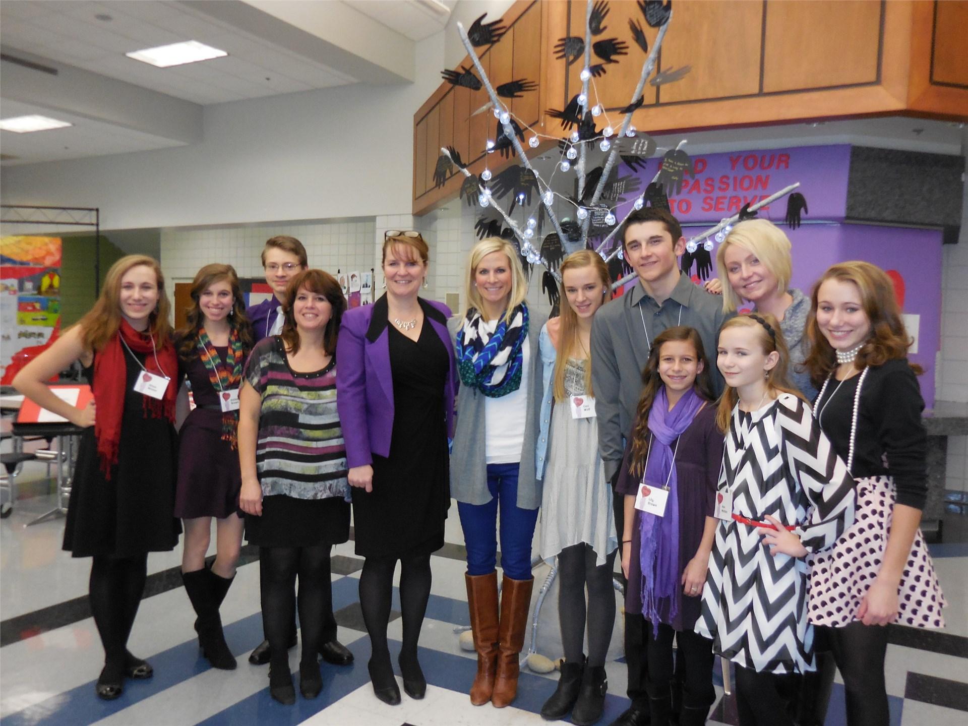 Art Teachers and Students