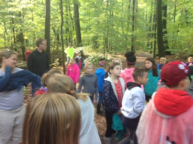4th Grade Field Trip to Flint Ridge
