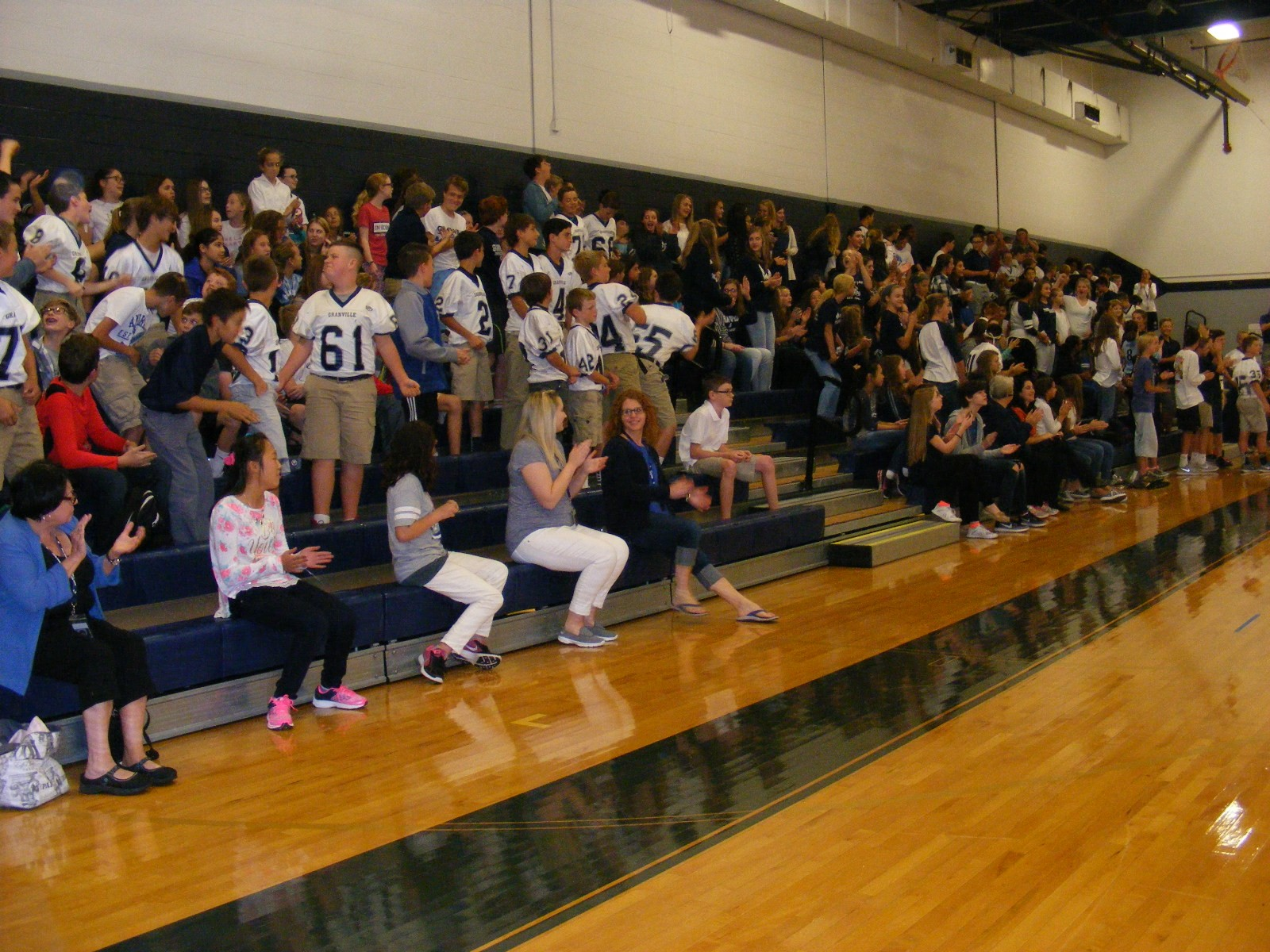 2016 Fall Pep Rally