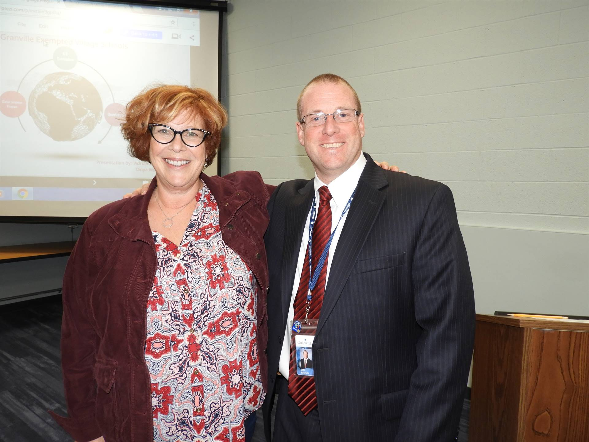 GIS Counselor Tammy Breymaier