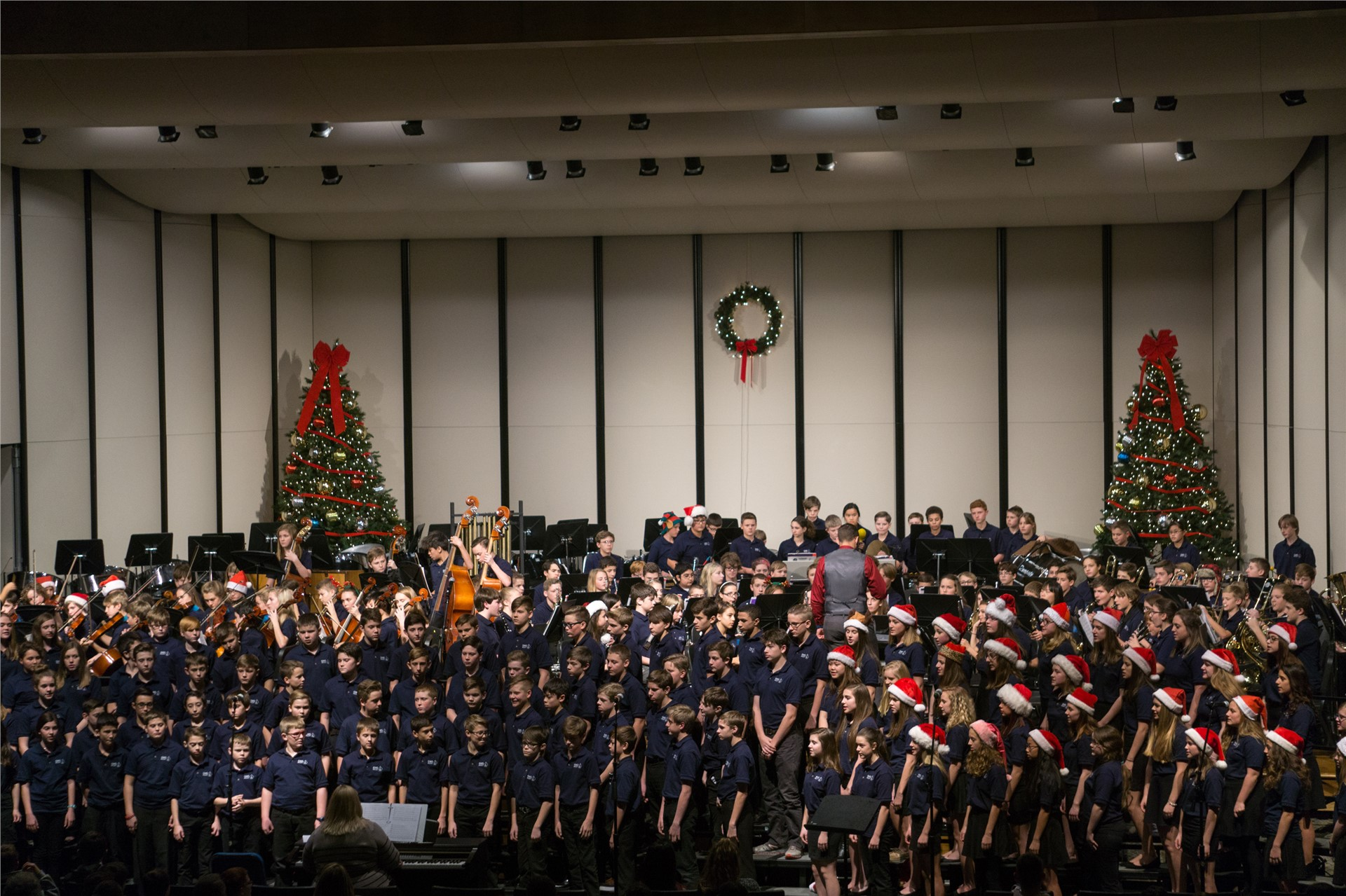 Holiday Concert Performance