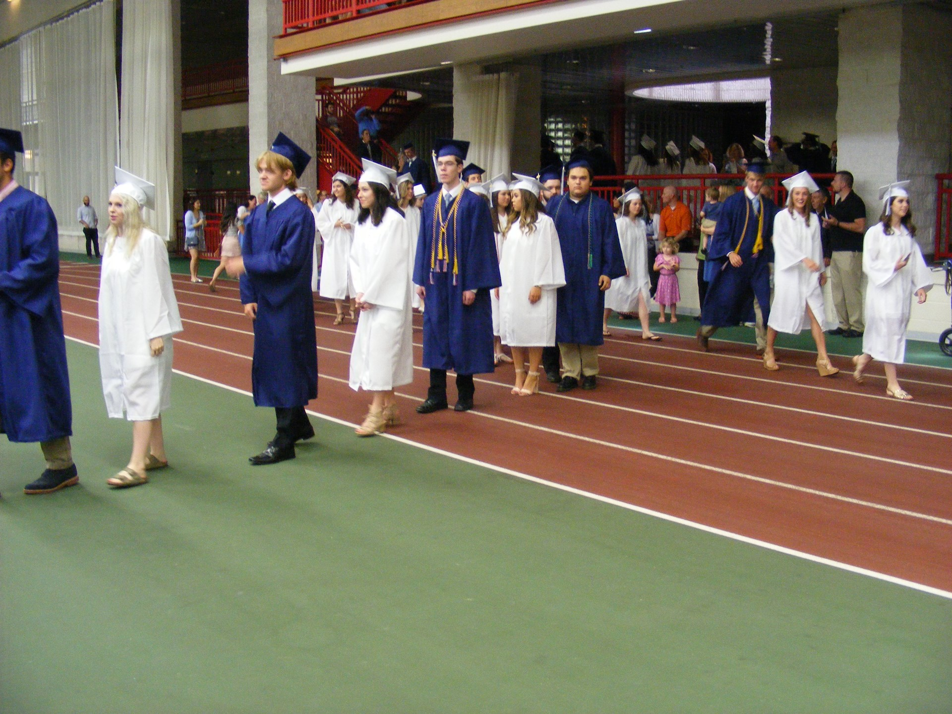 Class of 2017 Graduation - Procession
