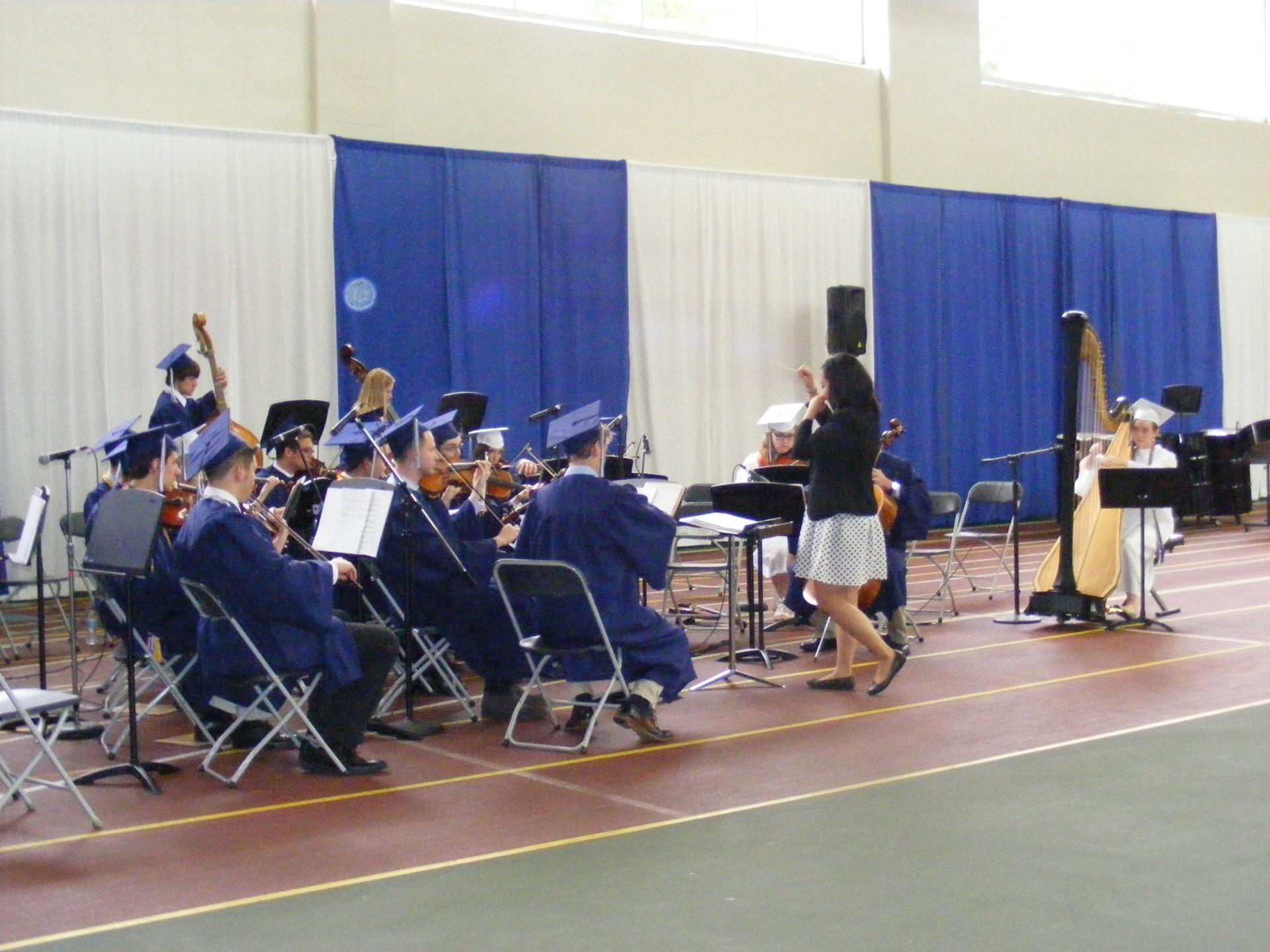 Class of 2017 Graduation - Senior Orchestra