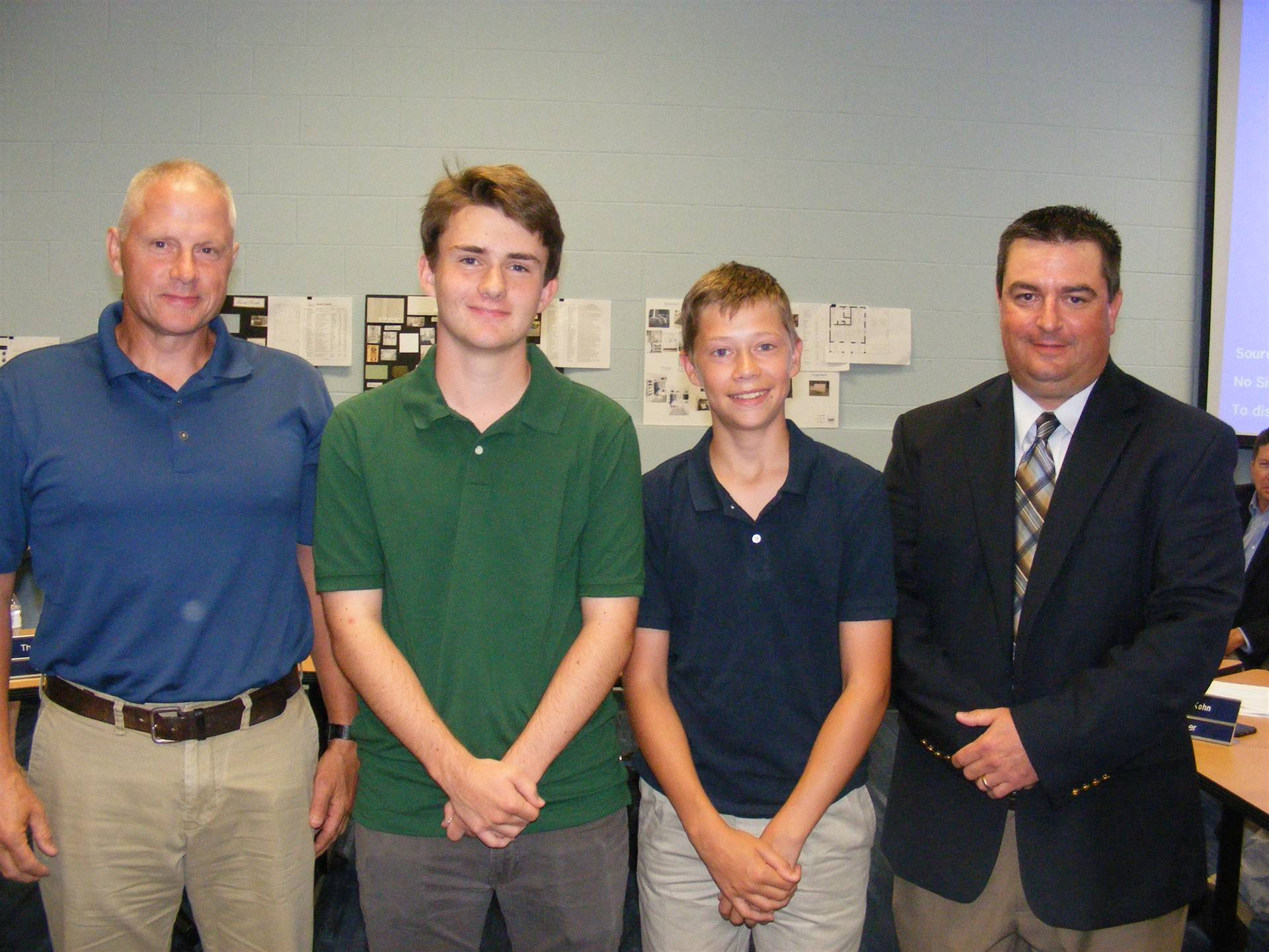 State Environthon Team - June 2017 Commendations