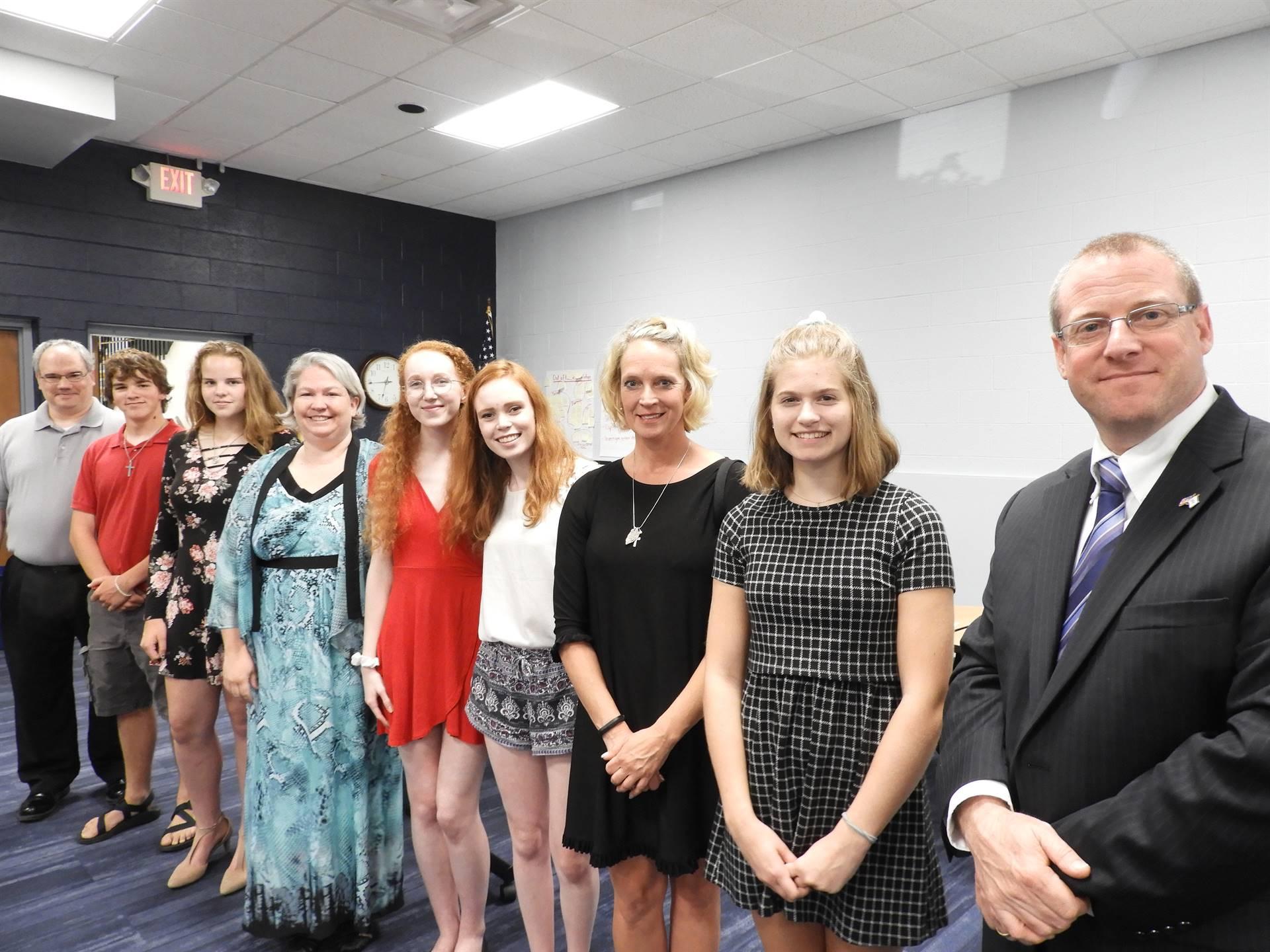 GHS Theatre Program Representatives