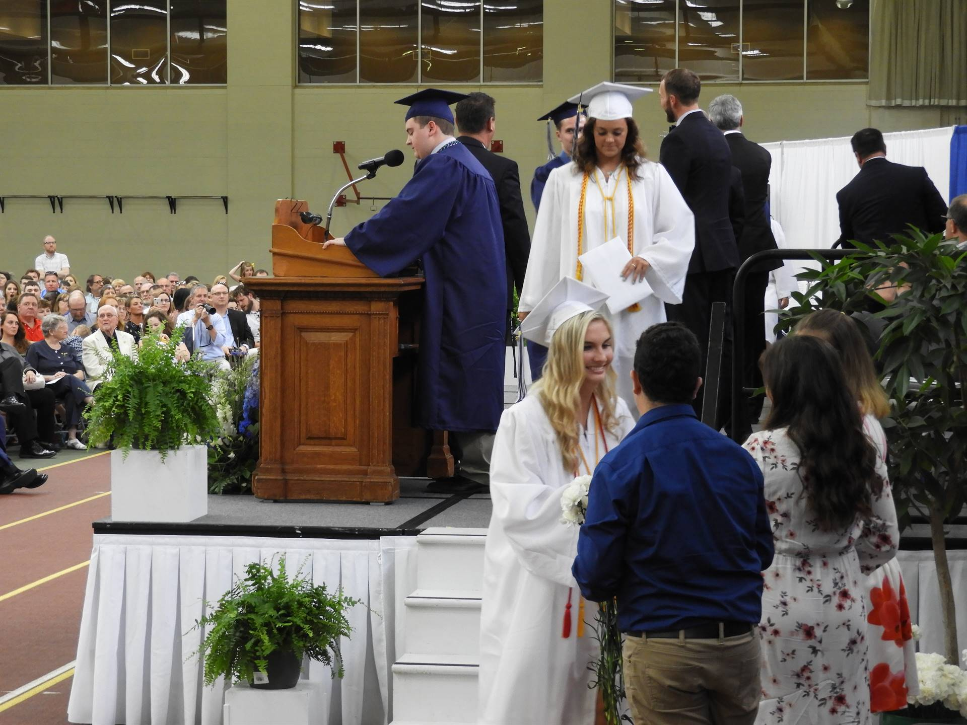 Class of 2018 - Presentation of Diplomas