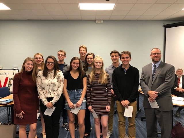 GHS National Merit Commended Students