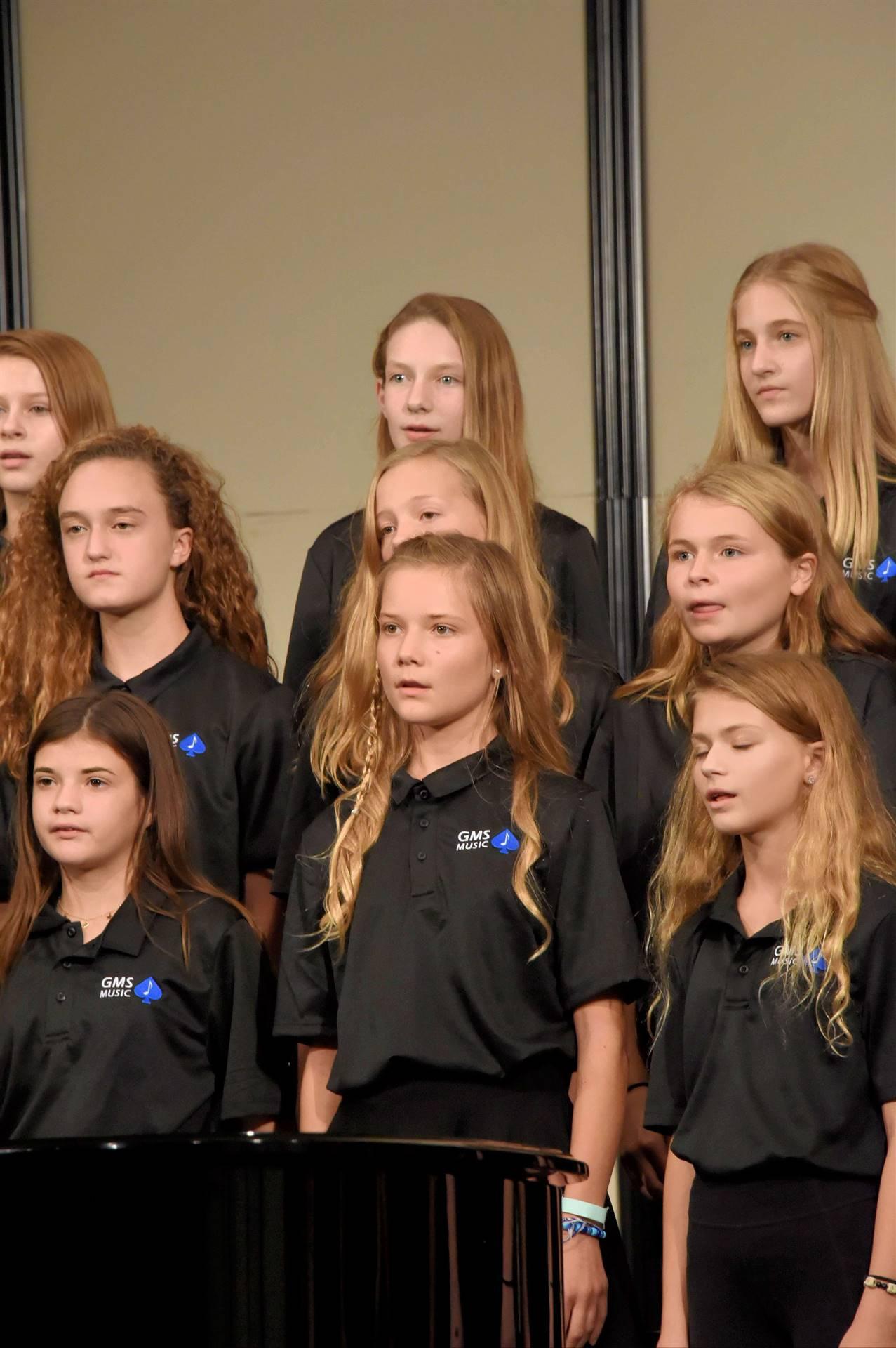 GMS Choir