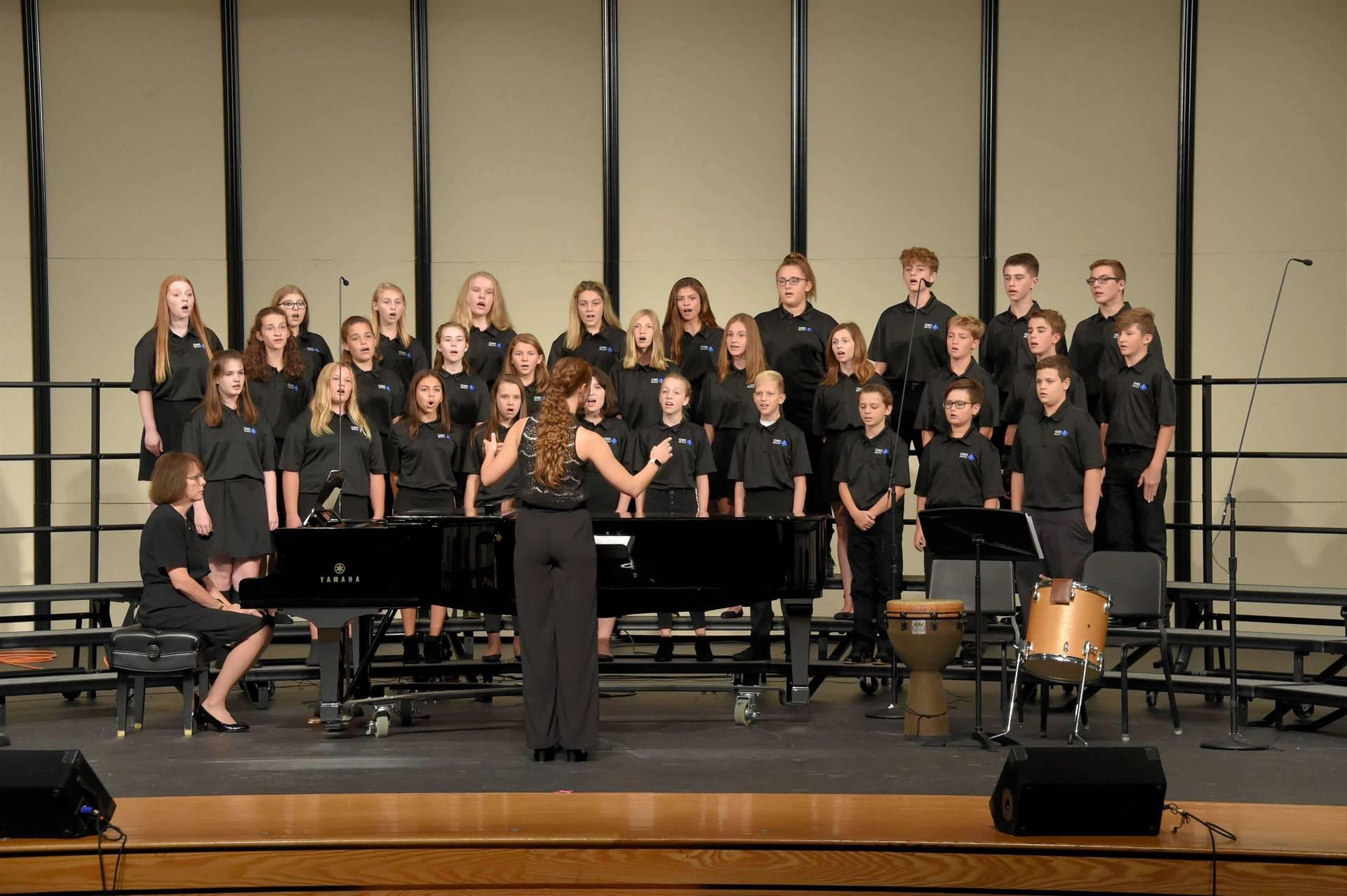 GMS Mixed Choir
