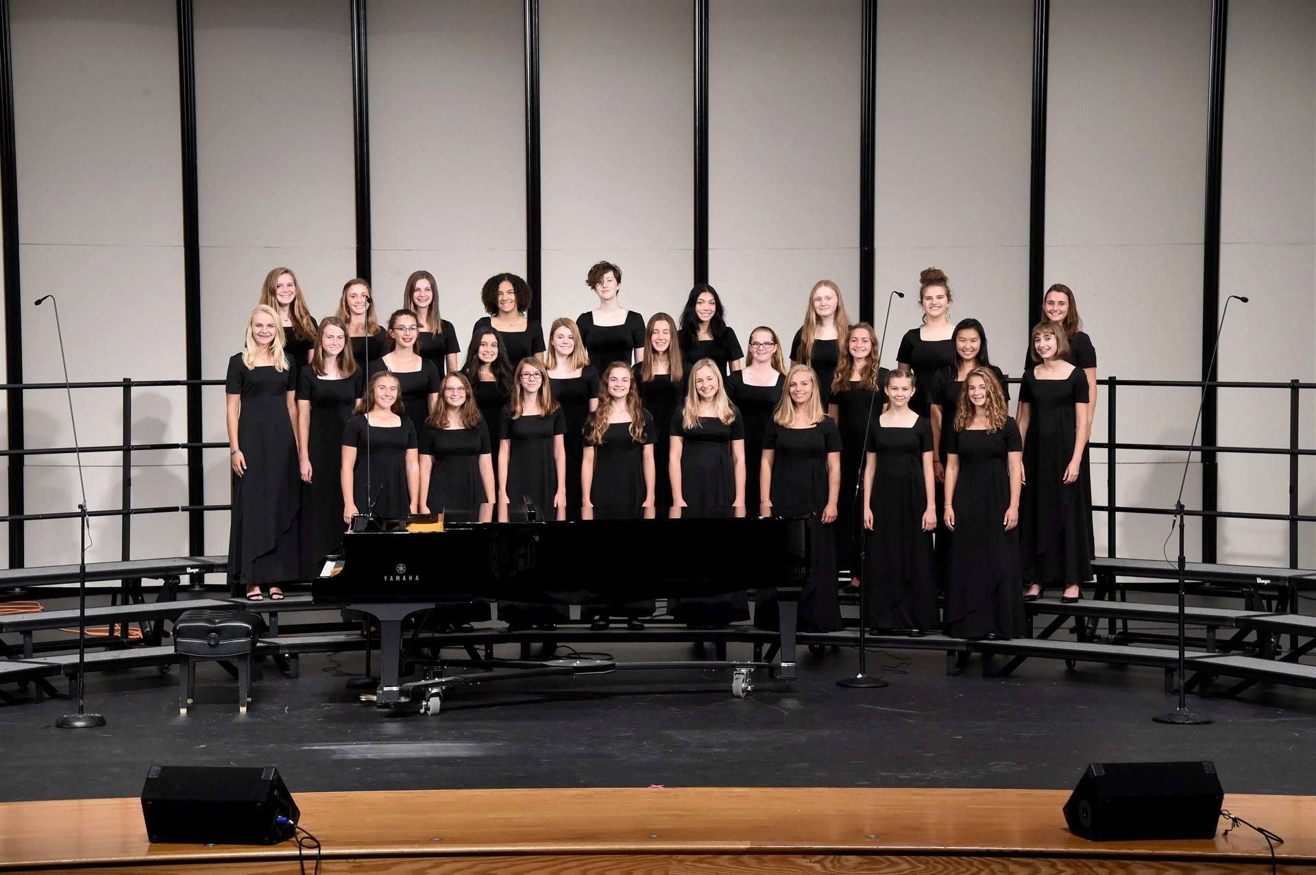 Girls choir