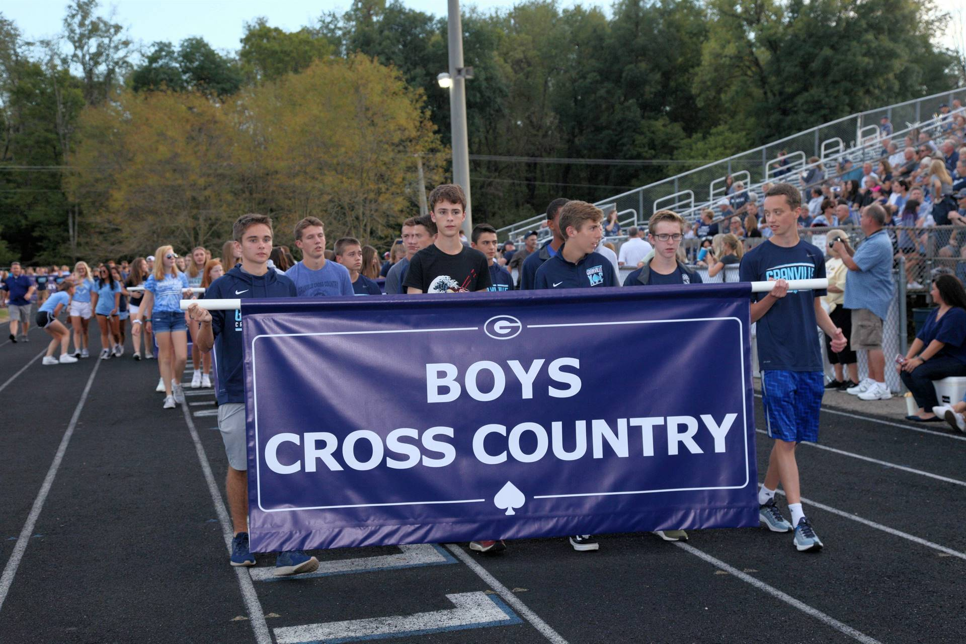 Boys Cross Country