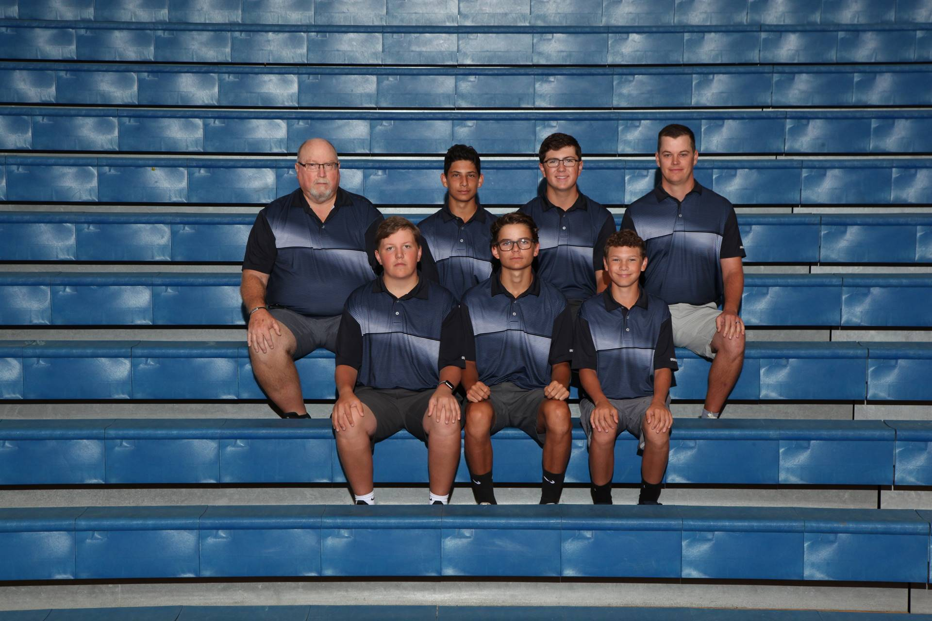 2019 JV Boys Golf