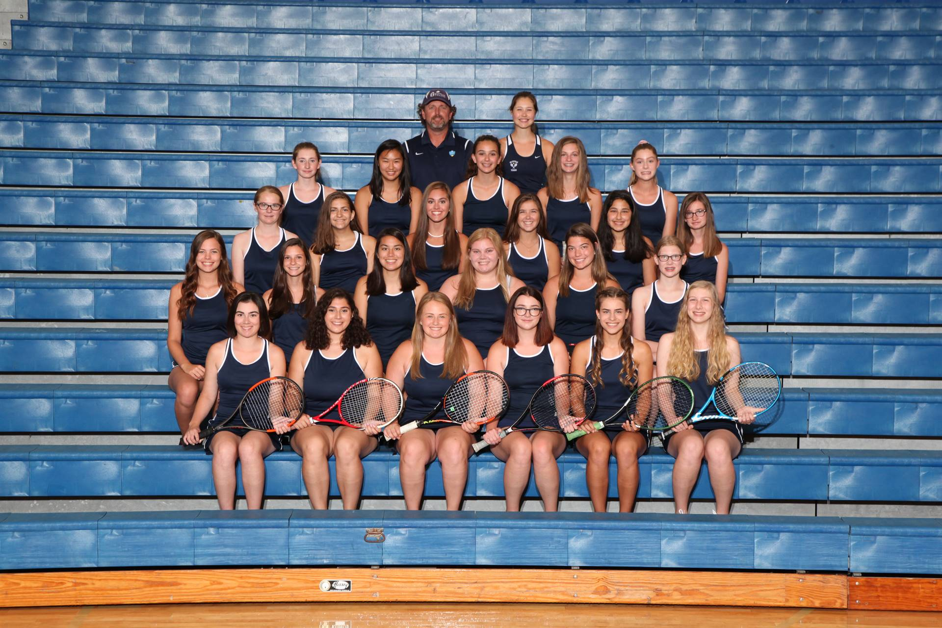 2019 Girls Tennis