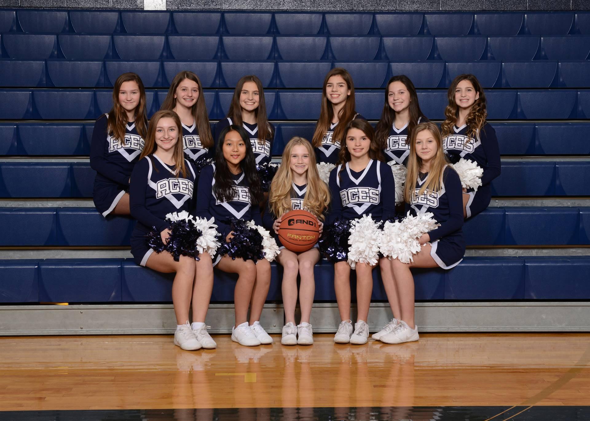 7th Cheer - Basketball