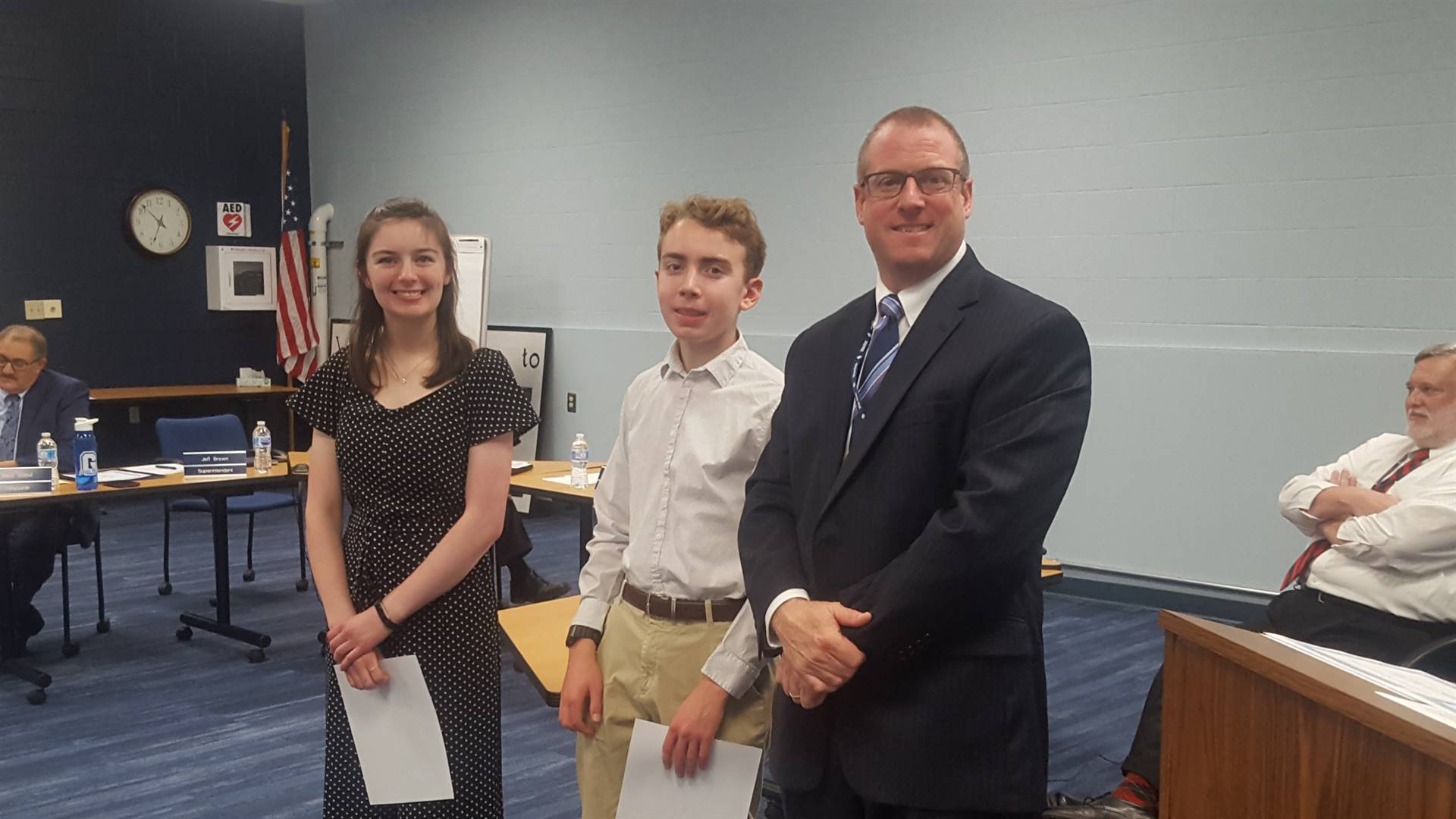 Orchestra Commendations May 20 2019
