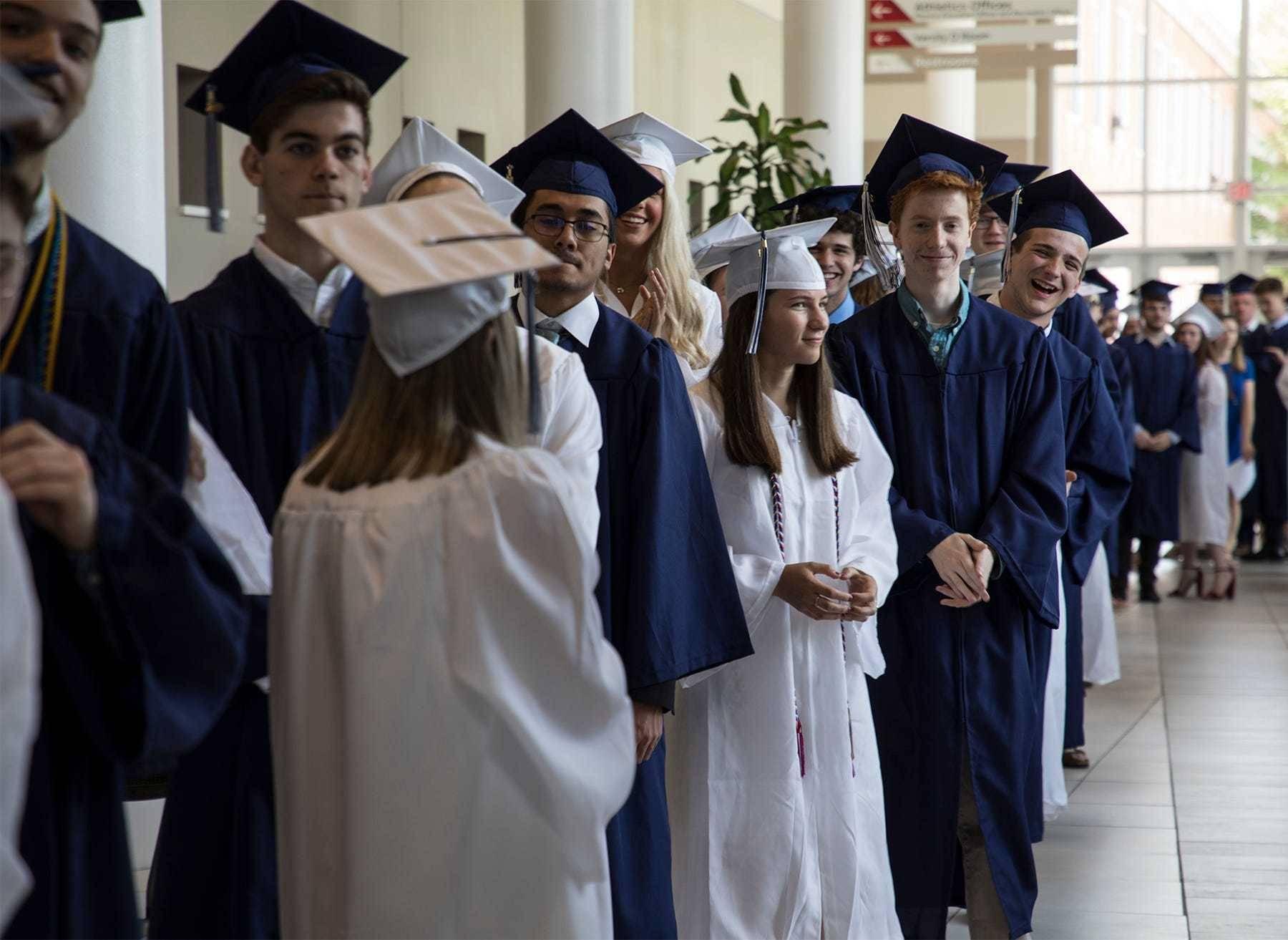 Granville 2019 Graduation