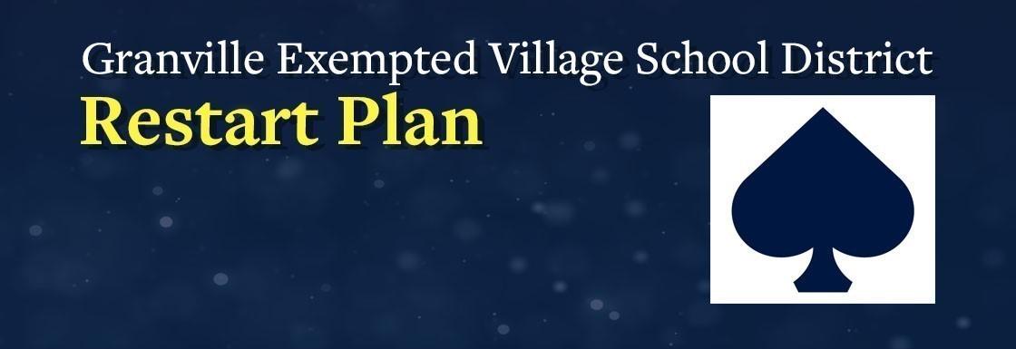 GEVSD - Restart Plan