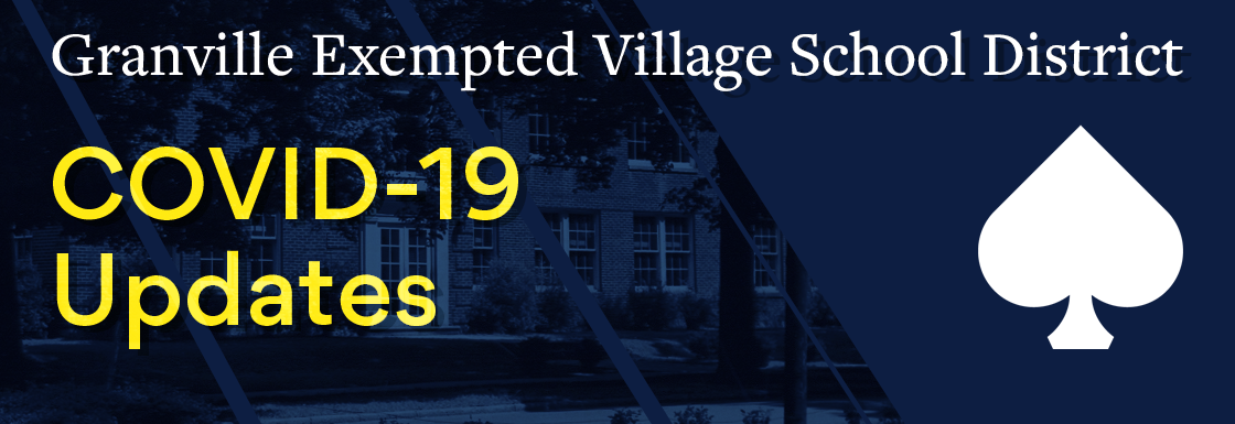 Granville Schools COVID-19 Updates