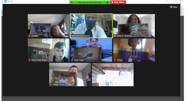GHS Spanish II period 5 remote learners